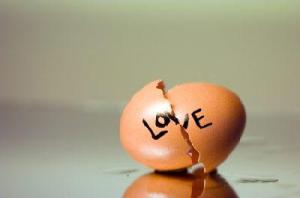 egg love breakup