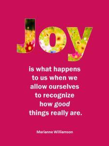 joy pink