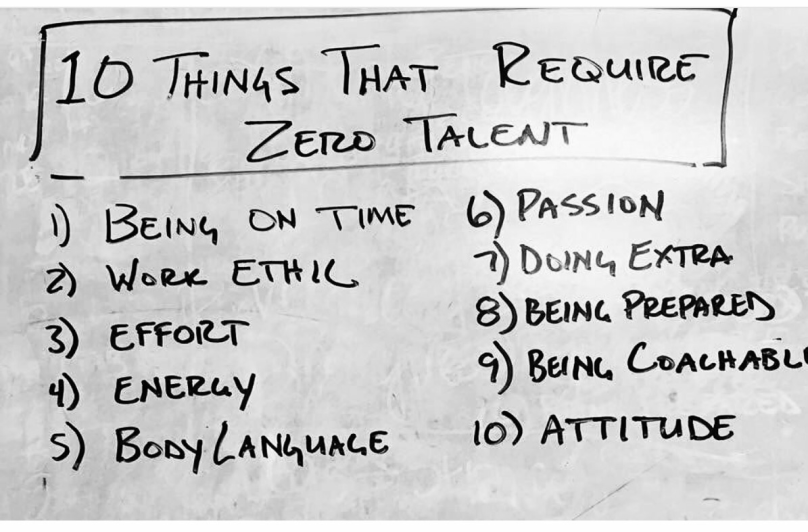 Effortless image throughout 10 things that require zero talent printable